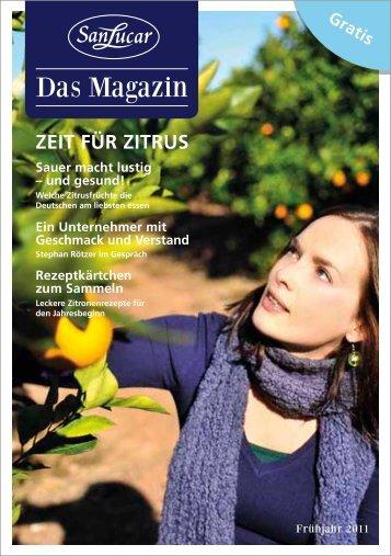 Das Magazin - SanLucar