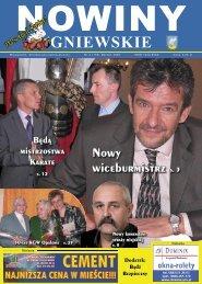 Nowiny Marzec 2008.indd - Biblioteka Gniew