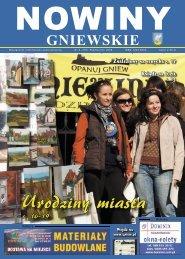Nowiny Październik 2008.indd - Biblioteka Gniew