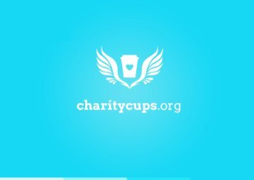 Charity Cups - Advertiser Pack