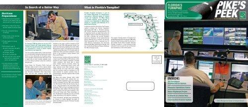Hurricane Preparedness - Florida's Turnpike
