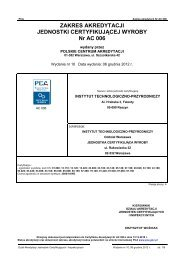 AC 006 - Instytut Technologiczno-Przyrodniczy