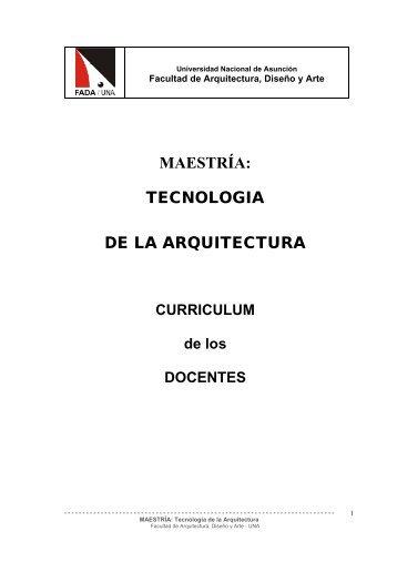 curriculum vitae europass arquitectura  urbanismo  y