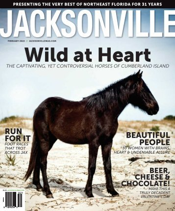 Wild at Heart - Jax Magazine February 2015