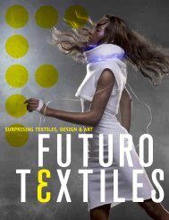 SURPRISING TEXTILES, DESIGN & ART - exhibitions international