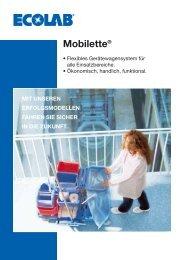 Mobilette® - TOP REIN