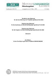 MBL 31 02-03-2004.pdf - Montanuniversität Leoben