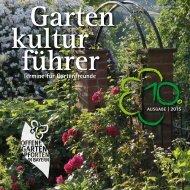 Gartenkulturführer 2015