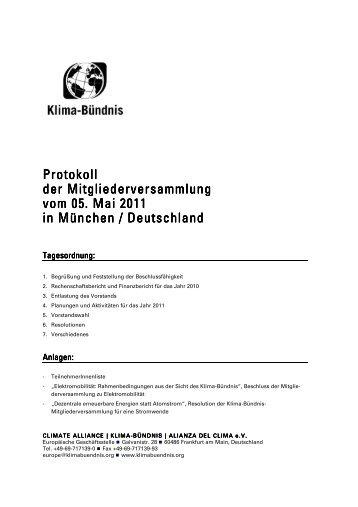 MV 2011 Protokoll-final - Klima-Bündnis Lëtzebuerg