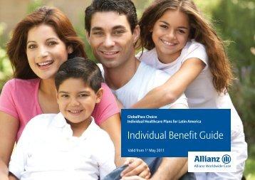 Individual Benefit Guide - Allianz Worldwide Care