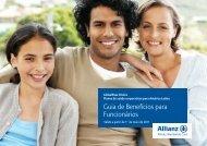 Guia de Benefícios para Funcionários - Allianz Worldwide Care
