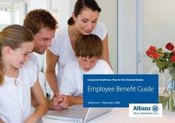 Employee Benefit Guide - Allianz Worldwide Care