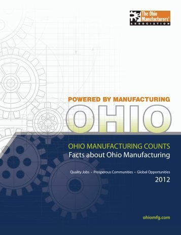 Manufacturing Counts - Ohio Manufacturers