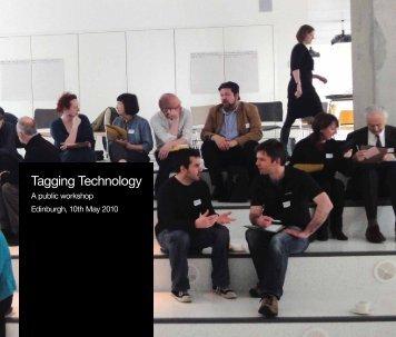 Tagging Technology - fields - Edinburgh College of Art