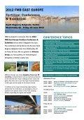 Register online here - www.eventsforce.net/FMBEastEurope - Page 2