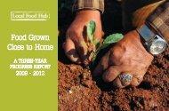 Local Food Hub 3-Year Report - National Good Food Network