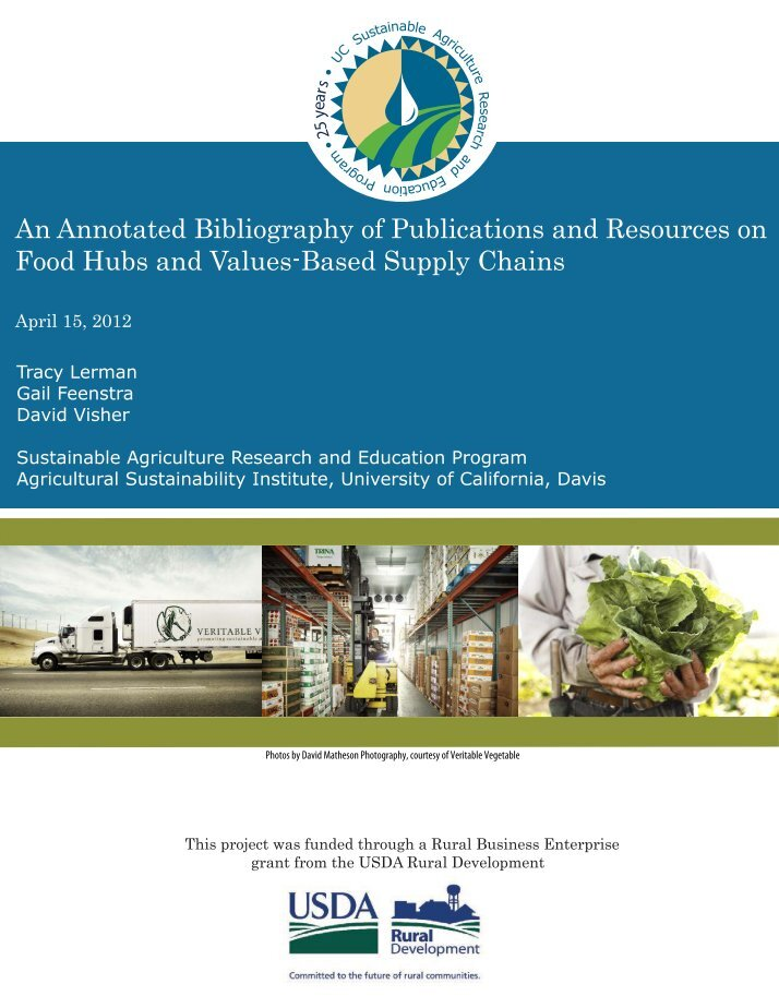 annotated bibliography on genetically modified food