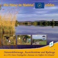 Die Natur im Maintal erleben - Flussparadies Franken