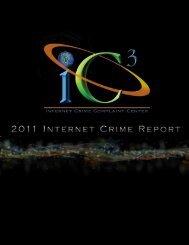 2011 Annual Report - Internet Crime Complaint Center