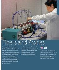 F ib e rs and Pro bes Ocean Optics provides the most flexible ... - NDN