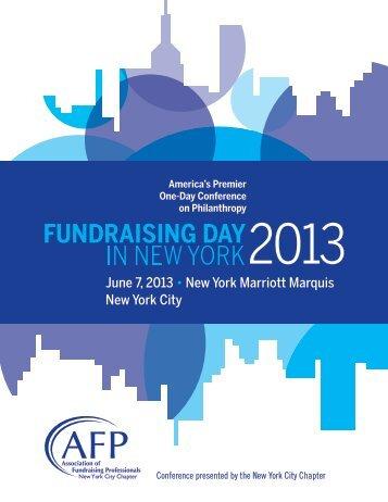 June 7, 2013 • New York Marriott Marquis New York City