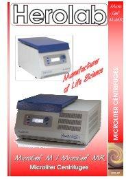 MicroCen M / MicroCen MR - NDN