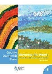 Nurturing the heart: creativity, art therapy and dementia - Alzheimer's ...
