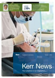 Your practice is our inspiration.™ - kerrdental.ch
