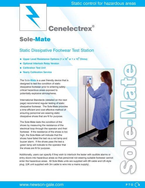 Calibration Test Unit - Newson Gale