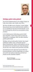 Erstkommunion - Pfarre St. Josef in der Weststeiermark - Diözese ... - Seite 3