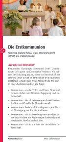 Erstkommunion - Pfarre St. Josef in der Weststeiermark - Diözese ... - Seite 4
