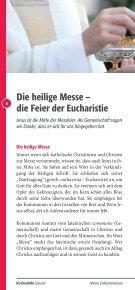 Erstkommunion - Pfarre St. Josef in der Weststeiermark - Diözese ... - Seite 6