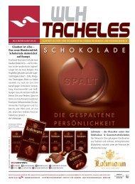 Schokolade - WLH Werbeagentur