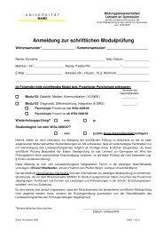 Anmeldung zur mündlichen Prüfung (17.11.2009, 24 KB)