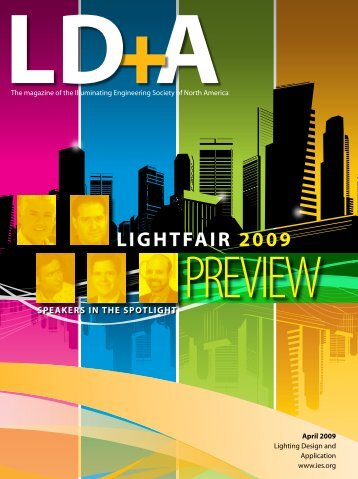 LIGHTFAIR 2009 - Illuminating Engineering Society