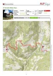 27 Tour Arriach – Afritz - Nockbike, Bike Portal für die Region ...