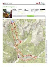 06 Gurkursprung-Tour - Nockbike, Bike Portal für die Region ...