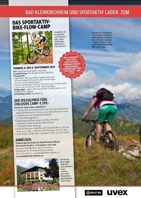 zum Download - Nockbike, Bike Portal für die Region Nockberge