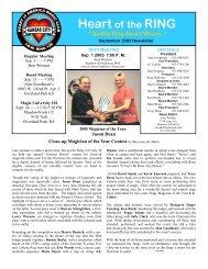Volume 18, Issue 9 - IBM Ring #129