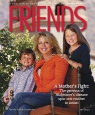 FRIENDS Magazine Fall 2010 - Banner Health