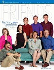 FRIENDS Magazine Fall 2006 - Banner Health
