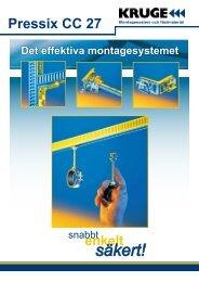 Pressix CC 27 - Kruge Sverige AB