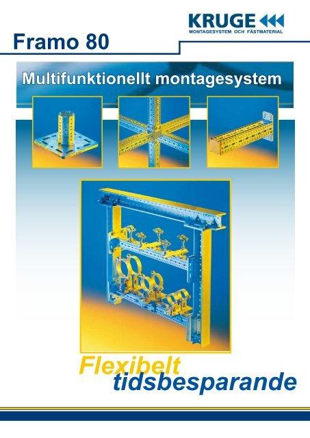 Framo 80 Multisystemet - Kruge Sverige AB