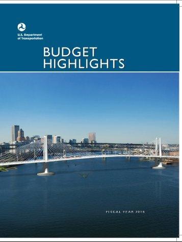 FY16-BudgetHighlights