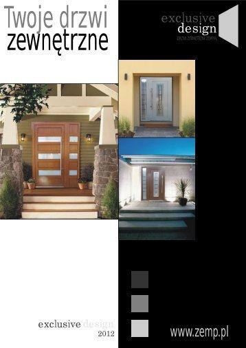 Katalog drzwi 2012