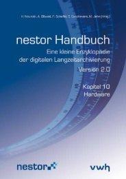 Kapitel 10 Hardware - nestor