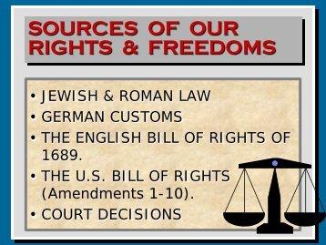 constitutional rights & liberties - Faculty & Staff, Georgia Perimeter ...