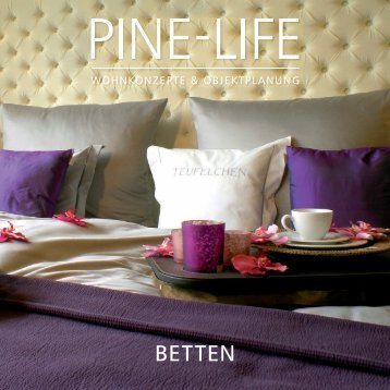 Betten - Pine-Life