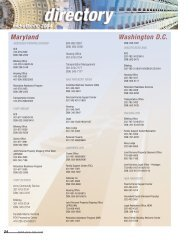 Washington D.C. Maryland - PCS-TDY Guides for