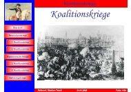 Koalitionskriege - Stephan Tesch